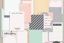 Juno Designs: Pocket Scrapbooking Products