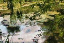 Monet - Dynamic Auto Painter