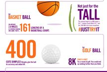 #wevegotballs - Balls infographic / A few ball facts to bounce around...