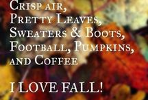 FALL!!! / by Jeri Parsons