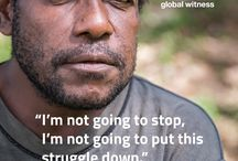 Paul Pavol, SABL Warrior / Paul Pavol has won the Alexander Soros Foundation award for Human Rights and Environmental Activism for his work trying to protect his homeland from logging and oil palm - October 2016
