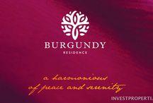 Burgundy Residence Summarecon Bekasi / Cluster Burgundy Residence @ The Orchard Summarecon Bekasi.