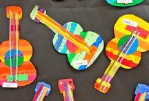 hudba,nástroje