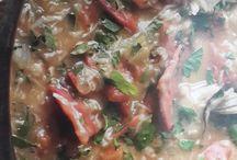 Louisiana seafood gumbo recipe
