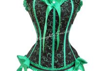 #Waist #Training  #Corsets #NaughtySmile / #Organic Corsets also manufactures NaughtySmile Authentic Steel Boned Leather Corsets which are made with quality soft high quality leather,  and spiral steel bones