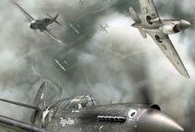 grafiki z samolotami