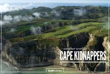 Cape Kidnappers - New Zealand / Golf Course and more