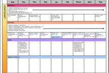 Teacher planning ideas