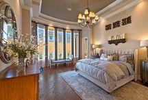 Master bedrooms- Landon Homes