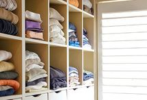 Organized Closets / by Charlotte Steill