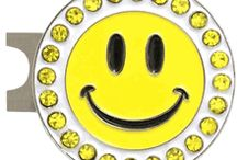 Don't Worry Tee Happy Golf Tournament Theme / Don't Worry, Tee Happy! Help spread a smile on and off the course with these happy face items. Please contact us for bulk pricing. 1-877-444-4536 or send us an email to: info@gigglegolf.com