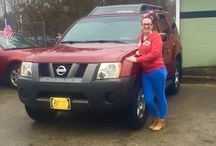 Satisfied Customers!! / Satisfied customers at First City Cars and Trucks in Rochester, NH. Thank you to all who have purchased from us since 2000!!