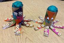 Toddler Crafts/Activities / by Alicia Jozwiak