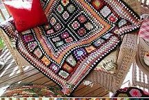 ковры крючком