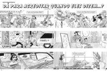 Mad in Brazil #57 - September1989. Pages 36, 37