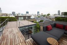 Rooftop Decks / by Stainless Cable & Railing