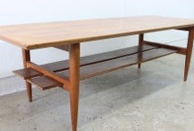 Mid Century Coffee Tables