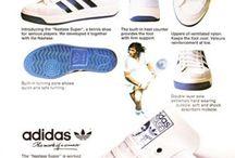 vintage sneaker ad