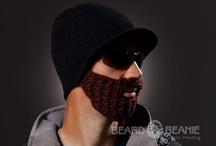 The Original Beard Beanie / These are the Original Beard Beanie!  Made 100% in the USA