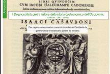 Storia della gastronomia / La gastronomia nei secoli