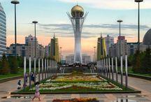 Travel - Kazakhstan