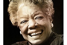 LOVE: to learn from Maya Angelou