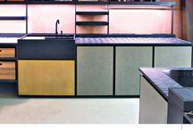 Küchen mit Farbe