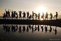 Fotografie groepsportret inspiratie / Groepsportret / by Edith Verhoeven