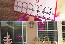 Party planning / by Myra Ruperto