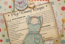 Recipes book