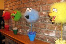 Birthday, Sesame Street