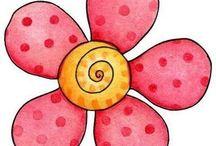 printable...fiori & natura