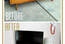 TV Stand project