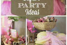 Ideas para cumpleaños Babys