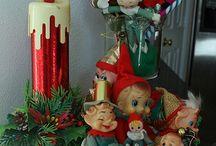Home Goods - Vintage Christmas
