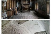 abandoned architecture