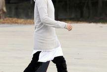 estilo Justin bieber