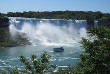 Chutes Niagara Falls