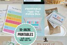 Printables / by Jennifer Boyko