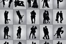 Parejas - Couples