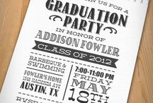Graduation Party / by Cheryl Giannelli