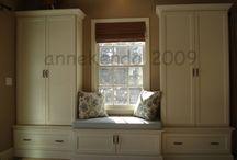 closet cerrado ventana