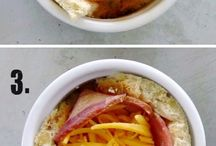 Easy Breakfast /lunch ideas