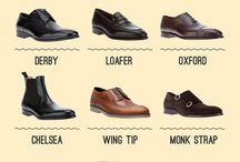 The Domestic Gentleman: Shoes