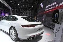 Porsche Elektroautos