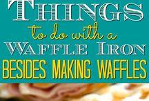 waffles ideas