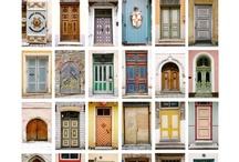 Doors / by Jill Scott-Lovell