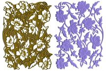 Anna Griffin Cuttlebug | Cut & Emboss Dies/Folders / Anna Griffin metal dies and embossing folders for Cuttlebug
