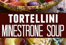 minestrone ravioli sou
