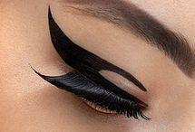 M A Q / Make up inspiration